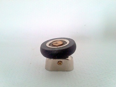 Rodamiento Articulado 20x4 con tapas cromo Decorban (2 unid)