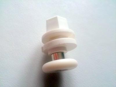 Rodamiento Excéntrico 24x6 (2 unidades) Blanco