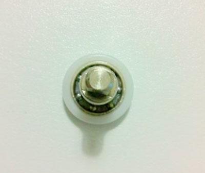 Rodamiento con espárrago 19x5 (2 unid)