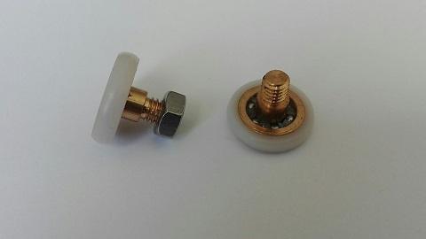 Rodamiento con espárrago de 14X3 (4 unid.)