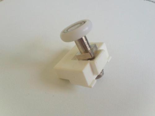 Rodamiento con soporte (2 unid)