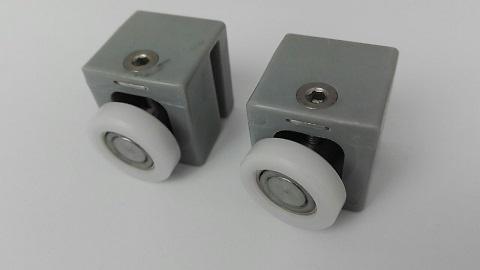Rodamiento con soporte 22X7 (2 unid.)