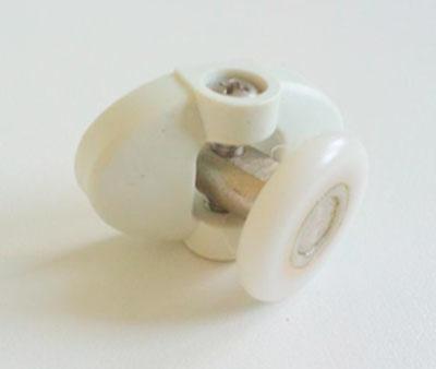 Rodamiento con soporte articulado Doccia (2 unid)