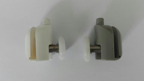 Rodamiento con soporte desenganche fácil (2 unid.)