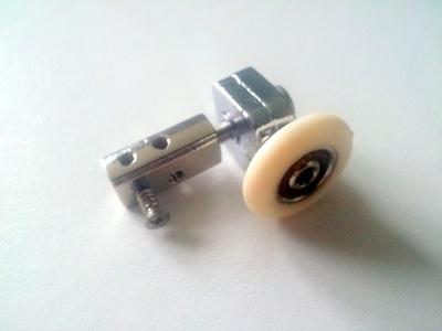 Rodamiento con soporte metálico Deyban, Ibermampara. (2 unid.)