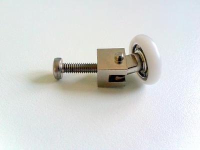 Rodamiento con soporte metálico (2 unidades)