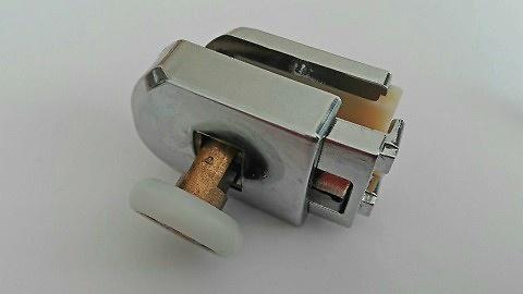 Rodamiento cromado 20x6 desenganche fácil (2 unid.)