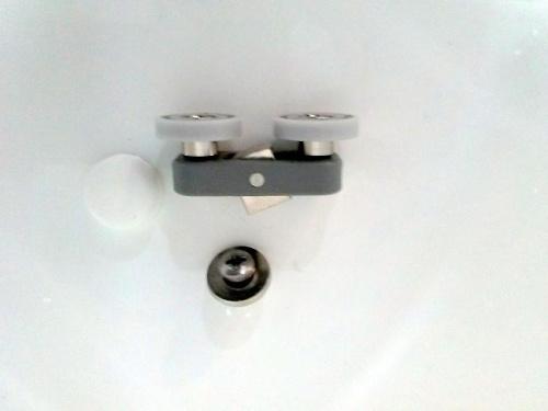 Rodamiento doble articulado (2 unid)