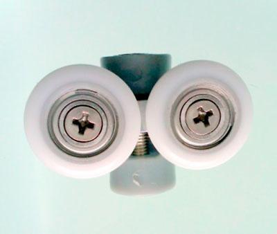Rodamiento doble articulado 25X6 (2 unidades)