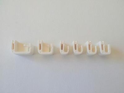 Patines inferiores maxiban y pladux repuestos mamparas for Piezas ducha