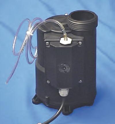 Bomba Aire (Blower) neumática 440 W