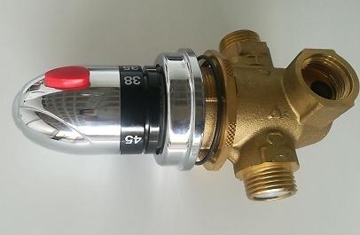 Cartucho termostático para grifo hidromasaje 1366-2