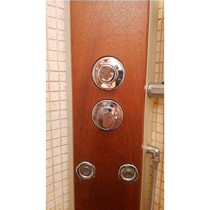 Grifería del cartucho termostático 0281