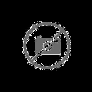 Junta Estanqueidad pestaña horizontal para vidrio de 6-8mm