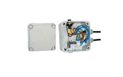 Kit caja neumática control de nivel.