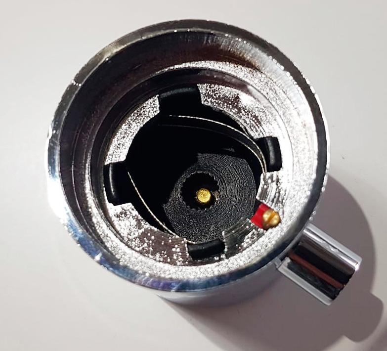 Maneta para termostática de griferías Sitex ref 1451-2
