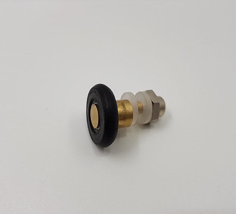 Rodamiento mamparas 26x6 Cromo ref 137