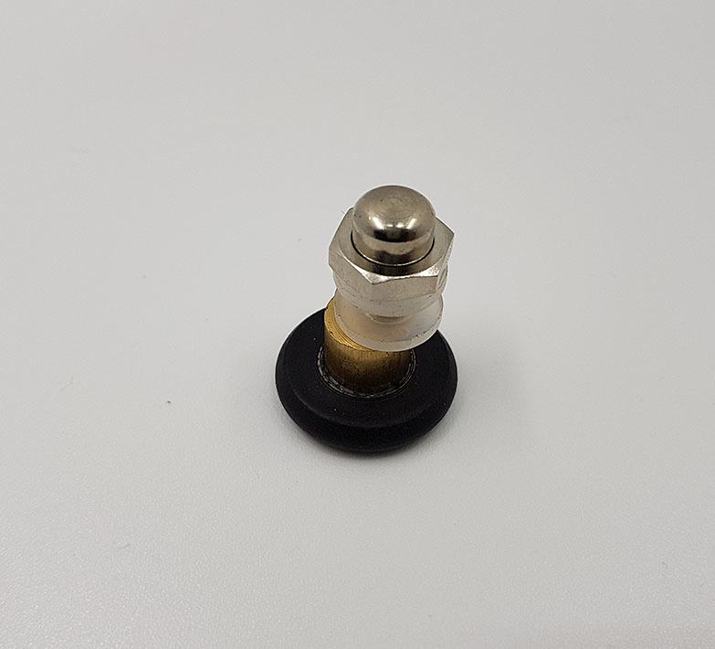 Rodamiento mamparas 26x6 Cromo ref 137_2
