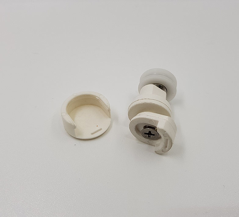 Rodamientos mamparas 19x6 ref 142_3