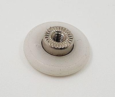 Rodamiento mamparas Standard 20x3 espárrago ref 102
