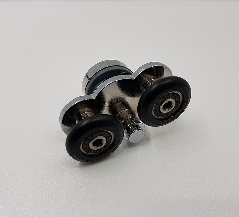 Rodamientos mamparas doble ref 146_2