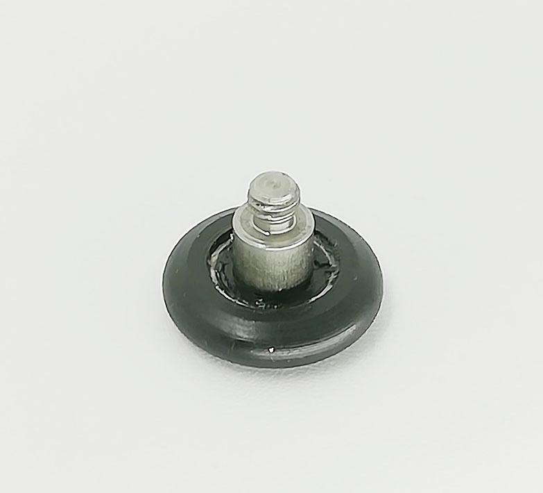 Rodamiento de mampara con espárrago ref 1014