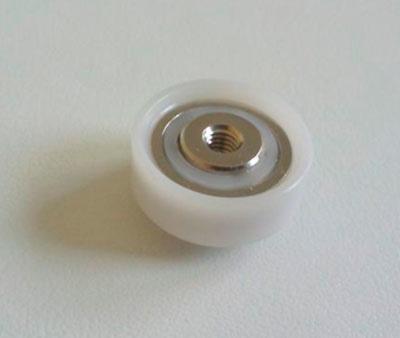rodamiento ruedas mampara 122-2