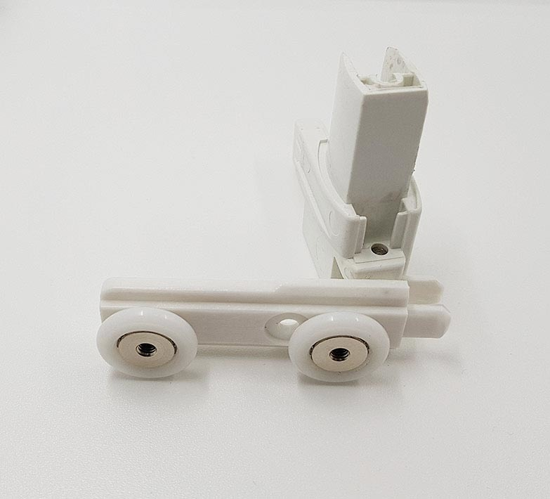 Rodamientos para mamparas plegables de pladux ref 187 for Rodamientos para mamparas