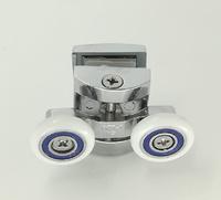 Rodamiento doble con soporte metálico 24X6 (2 unid.)