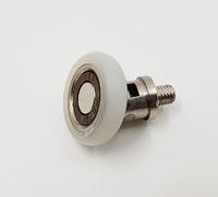 Rodamiento para mamparas articulado 22x6 mm