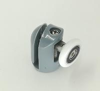 Rodamiento regulable en altura 23X6 para vidrio de 4 y 5 mm